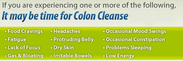 colon cleanse trial