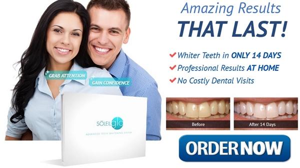 Soleil Glo Review Best Teeth Whitening System Best