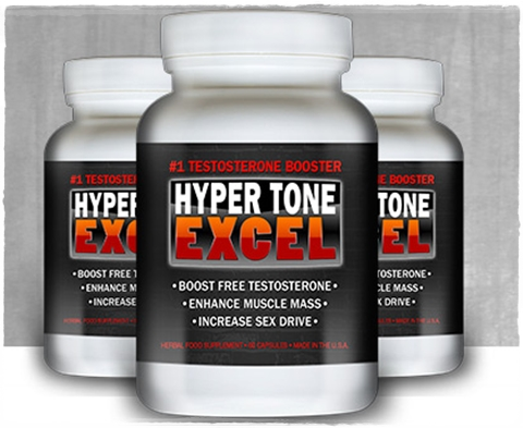Hypertone Force Review - Excel Lean Muscle Formula Best Fitness Box