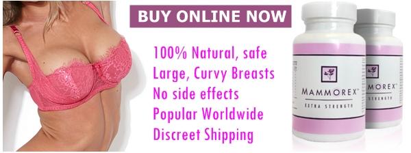 Mammorex - Breast Enlargement Pills For Women Best Fitness Box